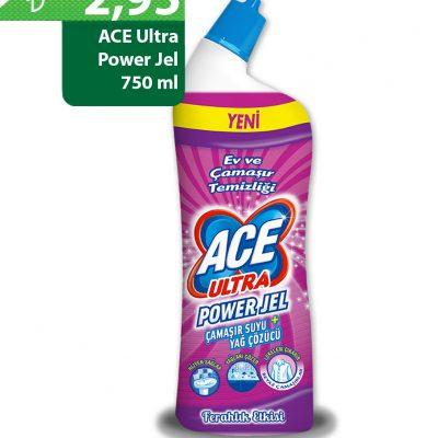 Ace Ultra Power Jel