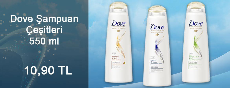 Dove Şampuan